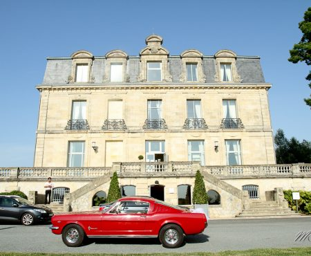 Mariage chateau Grattequina – Glam' Rock