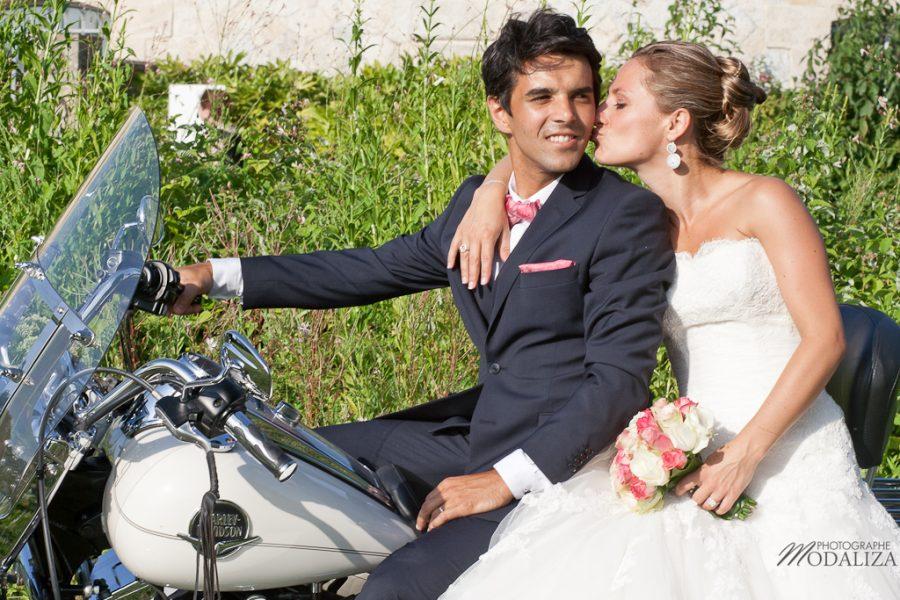 photo mariage couple bordeaux chateau grattequina moto harley by modaliza photographe-12