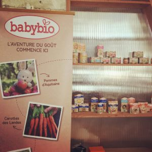 eventBabyVitabio manger bio modaliza photo