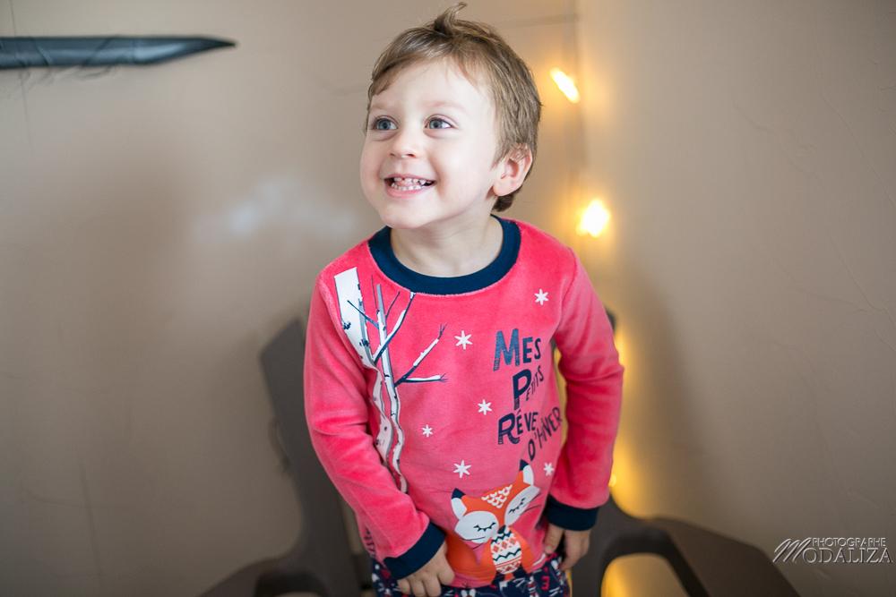 Pyjama pour grand bébé & Noel – test