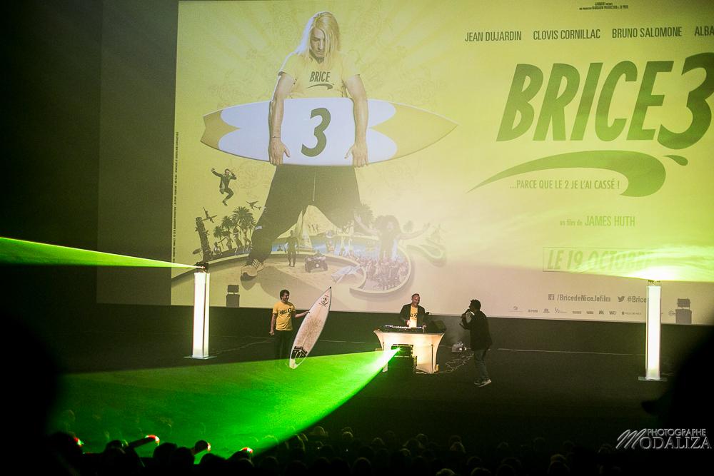 Brice de Nice 3 avant premiere cinema
