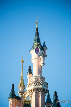 photo disneyland paris noel chateau princesse aurore disney castle by modaliza photographe