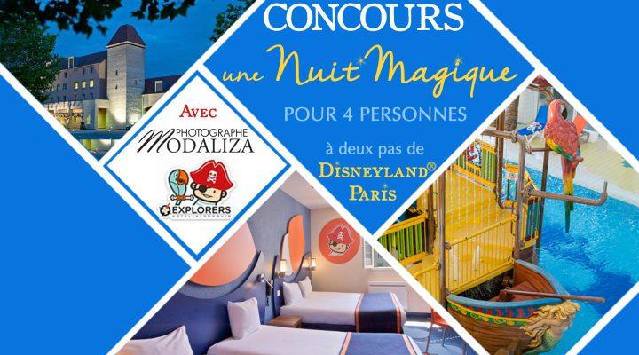 Explorers hotel Disneyland Paris (+concours)
