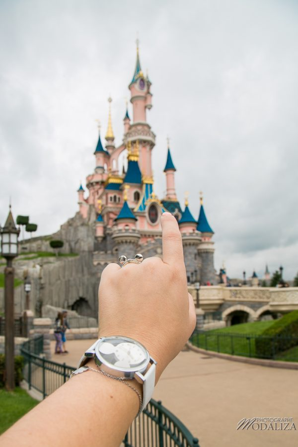 photo disneyland paris 25 ans bague montre mickey ring watch blogueuse by modaliza photographe-6629