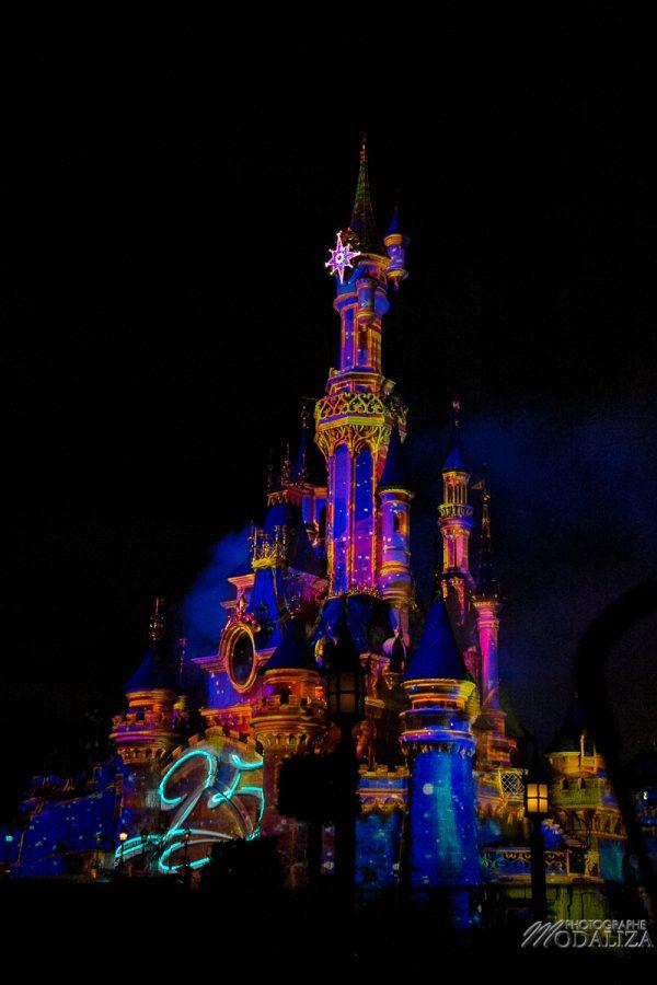 photo disneyland paris disney 25 ans disney illuminations chateau blog maman blogueuse by modaliza photographe-5161