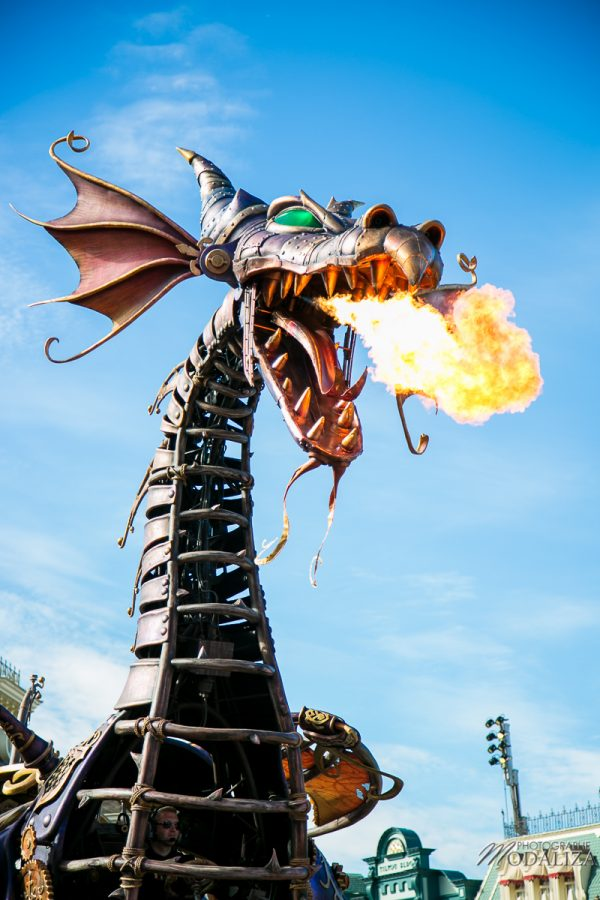 photo disneyland paris disney 25 ans dragon feu parade blog maman blogueuse by modaliza photographe-5697