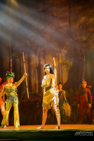 photo disneyland paris foret enchantee spectacle 25 ans pocahontas enchanted forest by modaliza photographe-6441