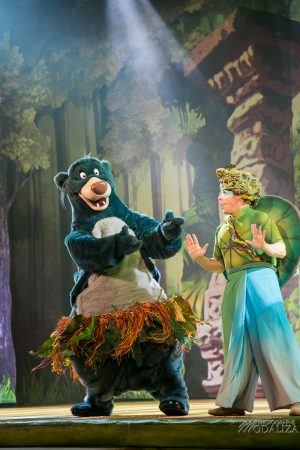 photo disneyland paris foret enchantee spectacle 25 ans baloo danse by modaliza photographe-6454