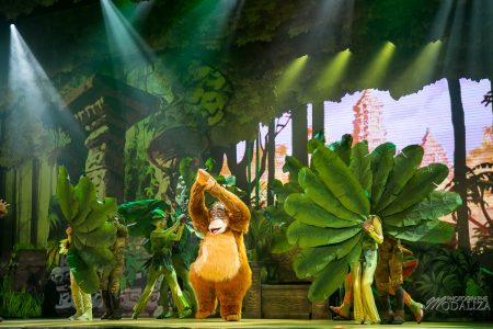 photo disneyland paris foret enchantee spectacle 25 ans roi louis livre de la jungle by modaliza photographe-6467