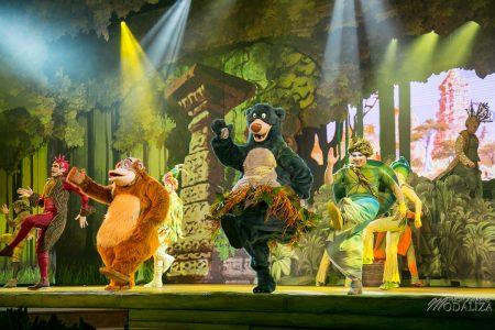 photo disneyland paris foret enchantee spectacle 25 ans baloo spectacle blog by modaliza photographe-6487