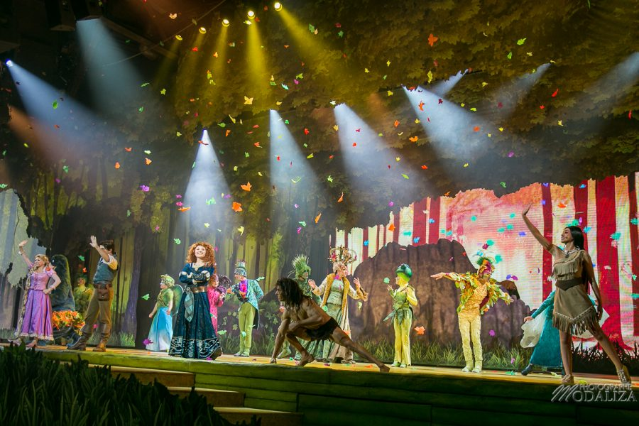 photo disneyland paris foret enchantee spectacle 25 ans baloo pocahontas rebelle tarzan raiponce by modaliza photographe-6563