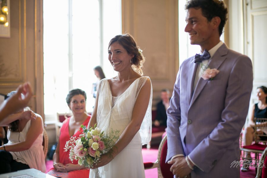 photo mariage wedding ceremonie civile bride boheme chic mairie bordeaux gironde by modaliza photographe-156