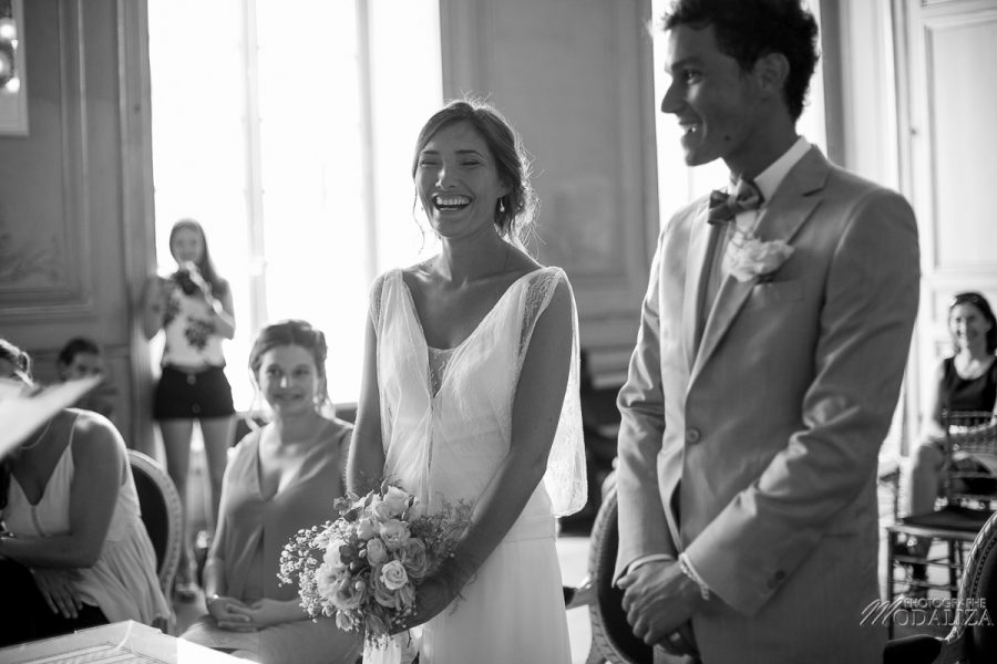 photo mariage wedding ceremonie civile bride boheme chic mairie bordeaux gironde by modaliza photographe-160
