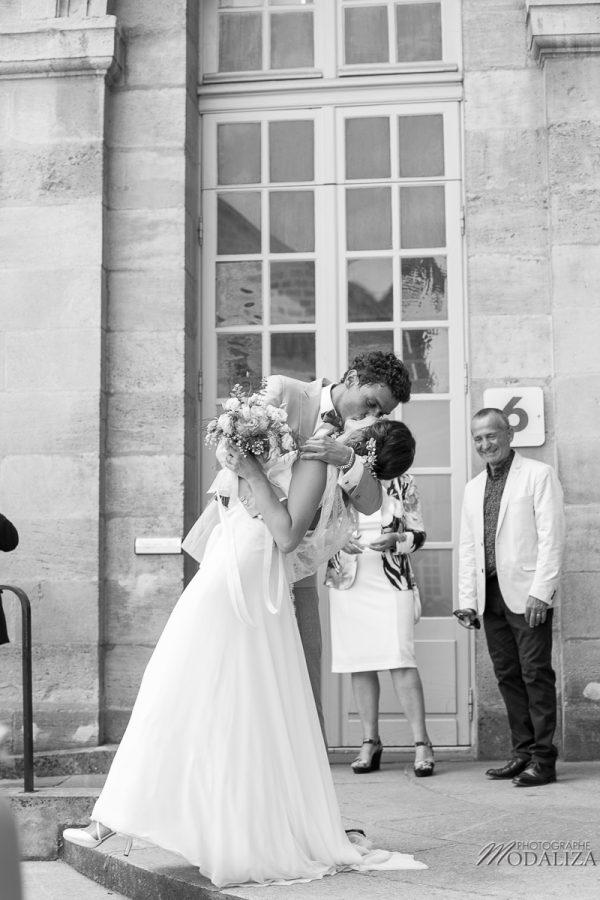 photo mariage wedding ceremonie civile bride boheme chic mairie bordeaux gironde by modaliza photographe-297
