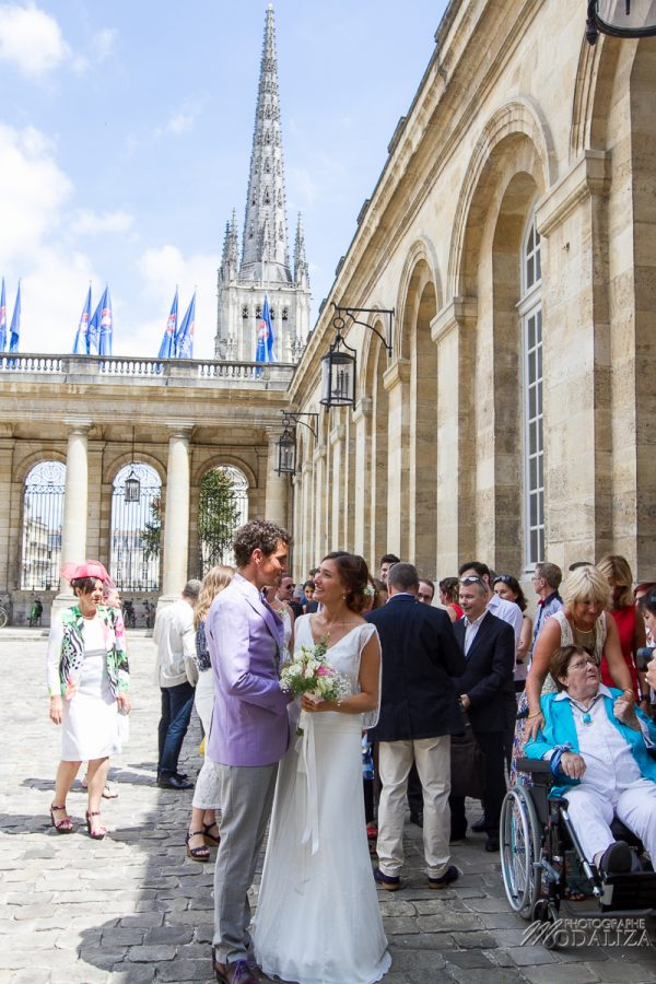 photo mariage wedding ceremonie civile bride boheme chic mairie bordeaux gironde by modaliza photographe-93