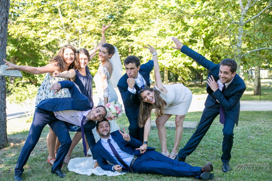 photo mariage wedding robe dentelle couple cocktail chateau grignols domaine dame blanche gironde by modaliza photographe-226