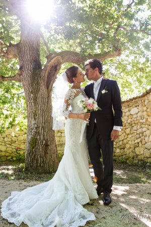 photo mariage wedding robe dentelle couple cocktail chateau grignols domaine dame blanche gironde by modaliza photographe-49