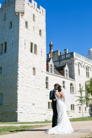 photo mariage wedding robe dentelle couple cocktail chateau grignols domaine dame blanche gironde by modaliza photographe-60