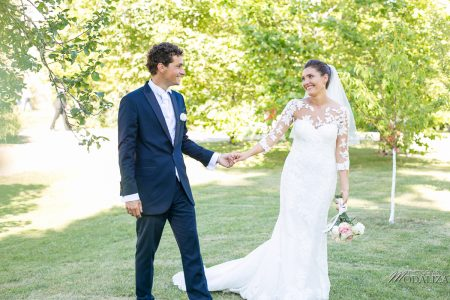photo mariage wedding robe dentelle couple cocktail chateau grignols domaine dame blanche gironde by modaliza photographe-86