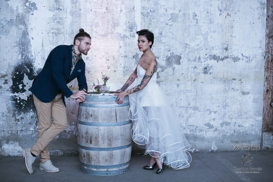 photo shooting inspiration mariage industrial wedding bordeaux m creation events wedding planner by modaliza photographe-2257