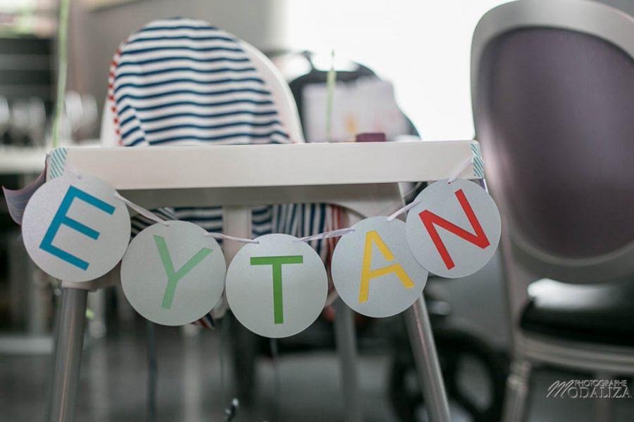 photo chaise haute anniversaire bebe multicolore bapteme by modaliza