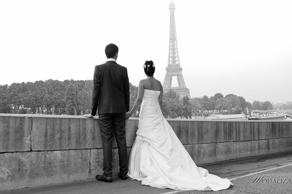 Un mariage romantique au cœur de Paris