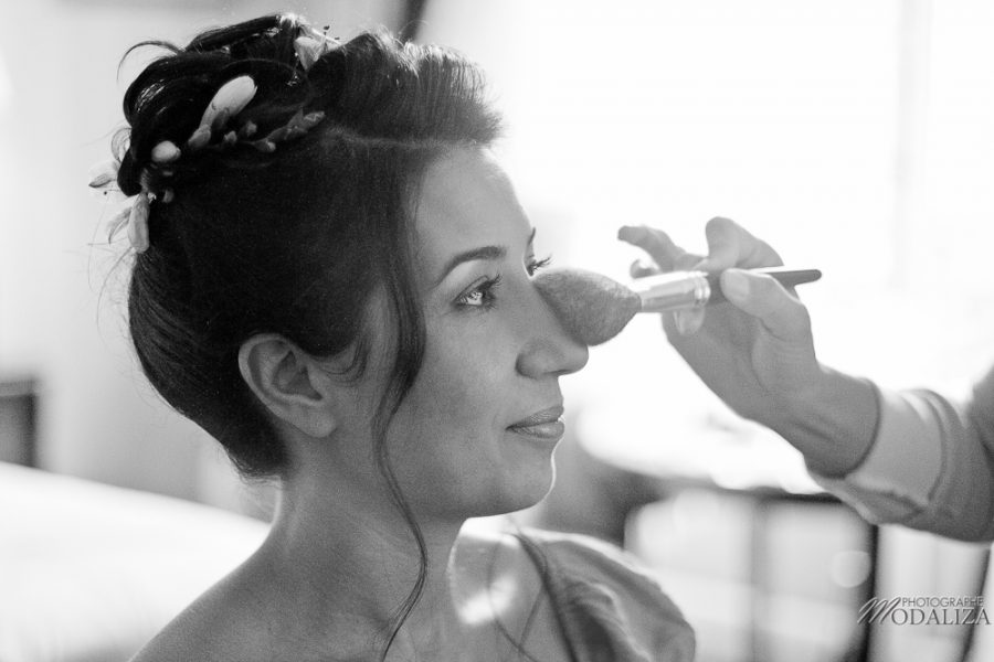 photo reportage mariage preparatif de la mariée coiffure maquillage habillage grand hotel opera Paris by modaliza photographe-52