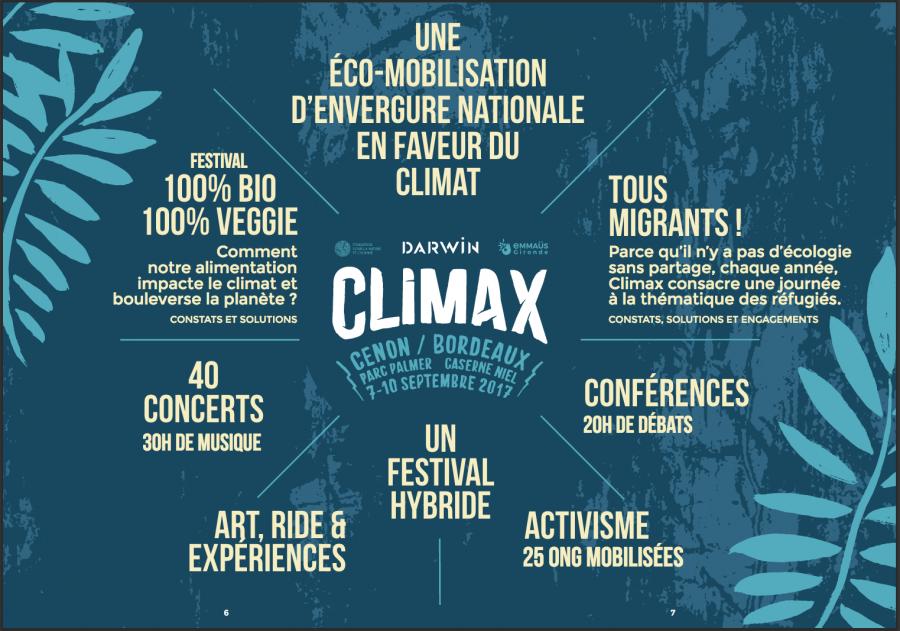 climax festival bordeaux sorties
