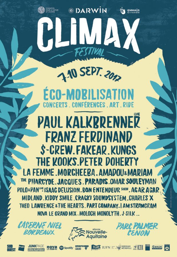 Line-up climax festival