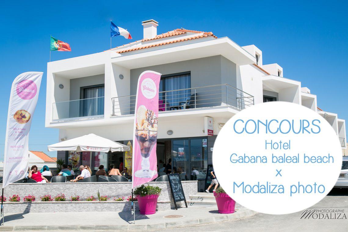 Hotel Peniche au Portugal – Gabana Baleal Beach +concours