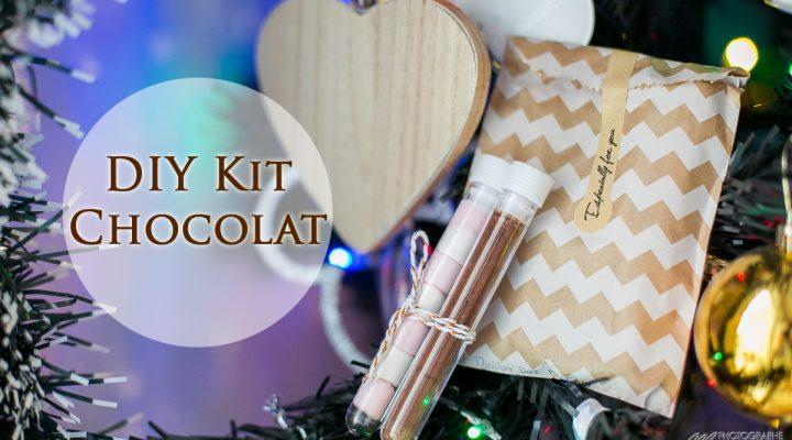 Cadeau kit chocolat chaud