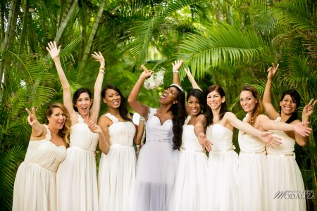 photo bridesmaid demoiselle honneur beach wedding republique dominicaine plage destination wedding photographer dominican republic by modaliza photographe-9871