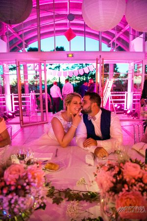 photo mariage tir au vol arcachon decoration rose romantic soiree premiere danse bassin d arcachon by modaliza photographe-3439