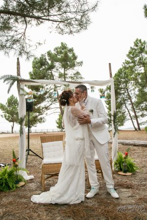 photo reportage mariage ceremonie laique pins plage ares cap ferret bassin d arcachon by modaliza photographe-4628
