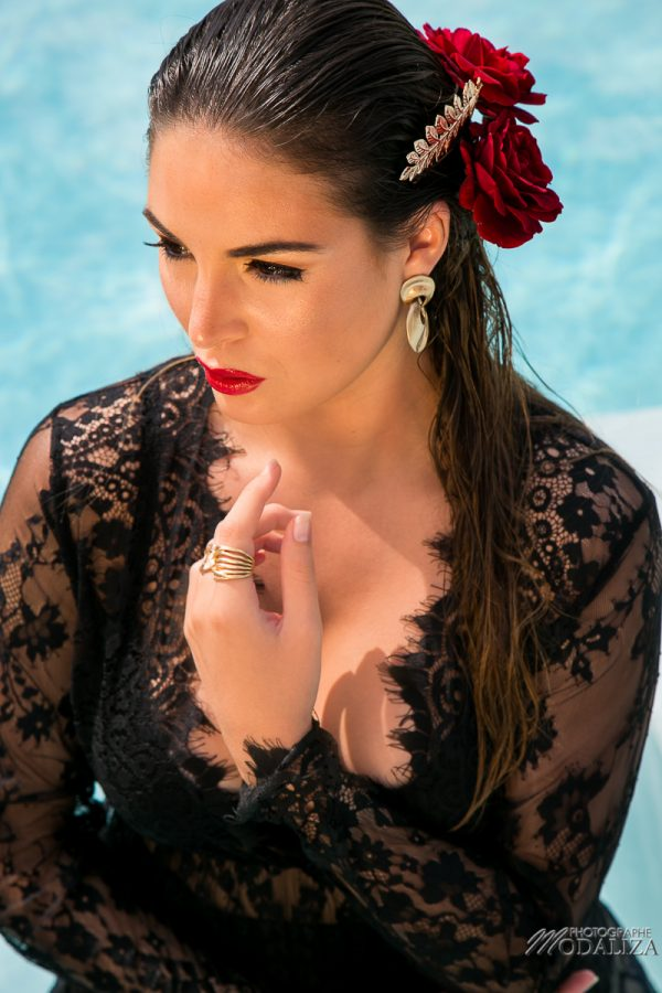 photo mode piscine fashion summer suany makeup glamour red lips mannequin bordeaux gironde by modaliza photographe-5364