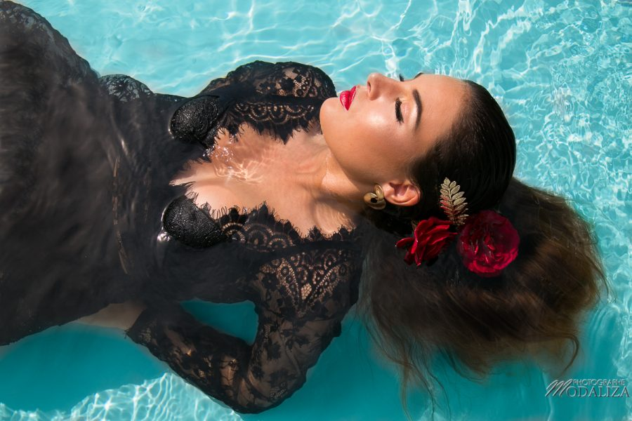 photo mode piscine fashion summer suany makeup glamour red lips mannequin bordeaux gironde by modaliza photographe-5449