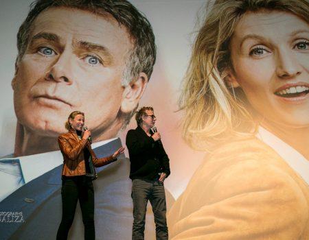 Cinema: Tout le monde debout avec Franck Dubosc et Alexandra Lamy – critique et photo