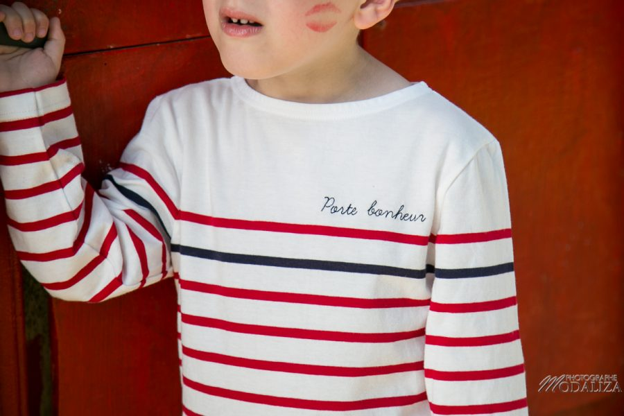 blogueuse truffaut armor lux mariniere photo mode enfant red lips porte bonheur cap ferret blog modaliza photographe-5373