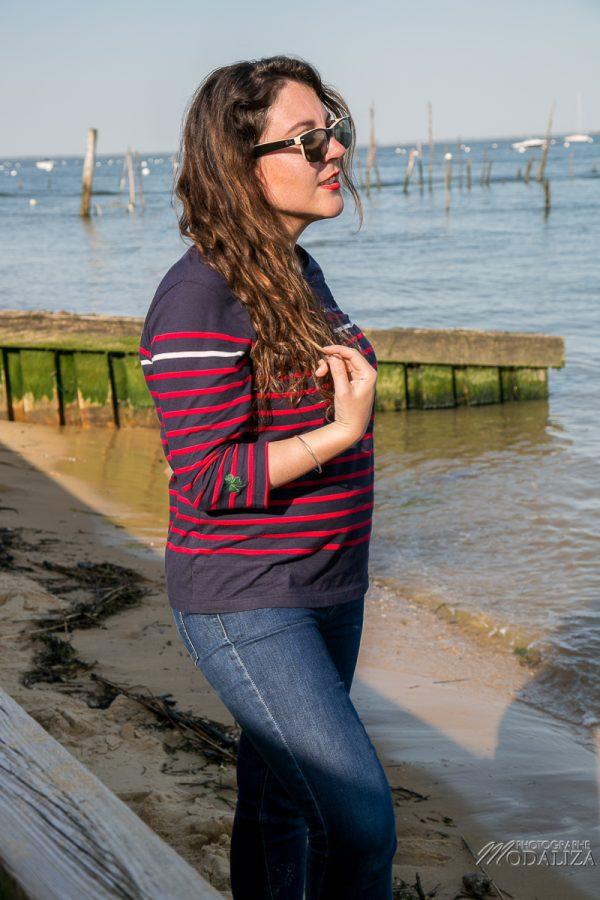 blogueuse truffaut armor lux mariniere photo mode enfant mere fils bassin arcachon cap ferret blog modaliza photographe-5472
