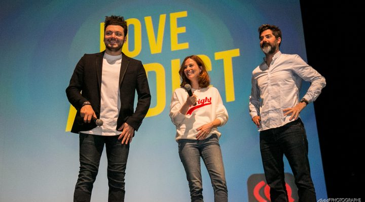 Cinema: Love addict avec Kev Adams et Melanie Bernier – Critique et photo