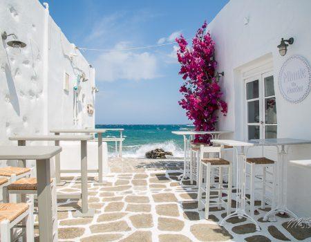 Voyage a Paros – Grece