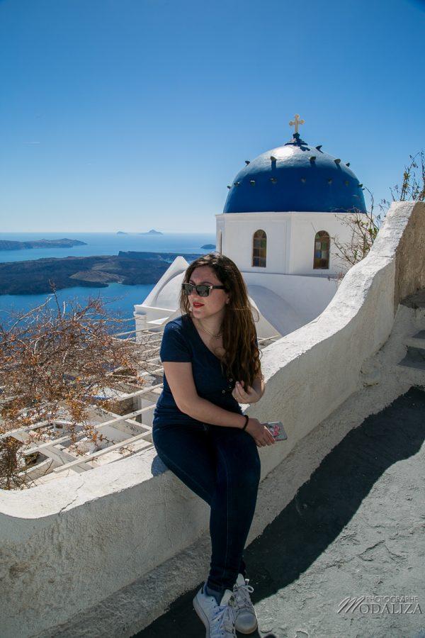 santorin travel blog greece guide voyage merovigli grece caldeira eglise coupole bleu weekend court sejour by modaliza photographe-3092
