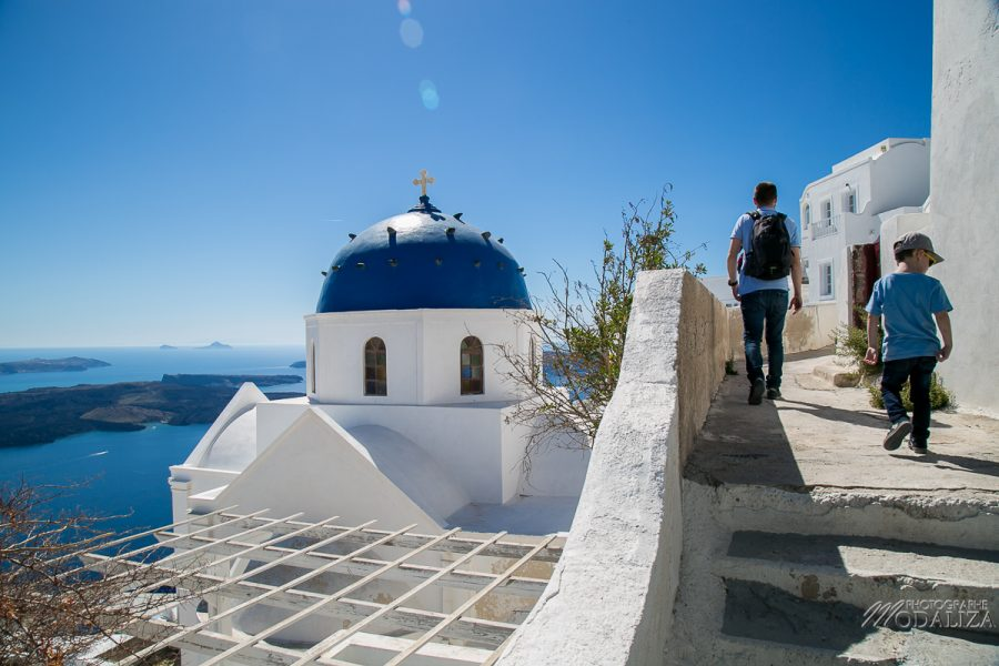 santorin travel blog greece guide voyage merovigli grece caldeira eglise coupole bleu weekend court sejour by modaliza photographe-3104