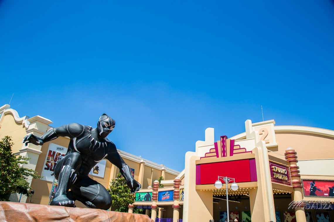 Marvel a Disneyland, été des super heros – avis et astuces