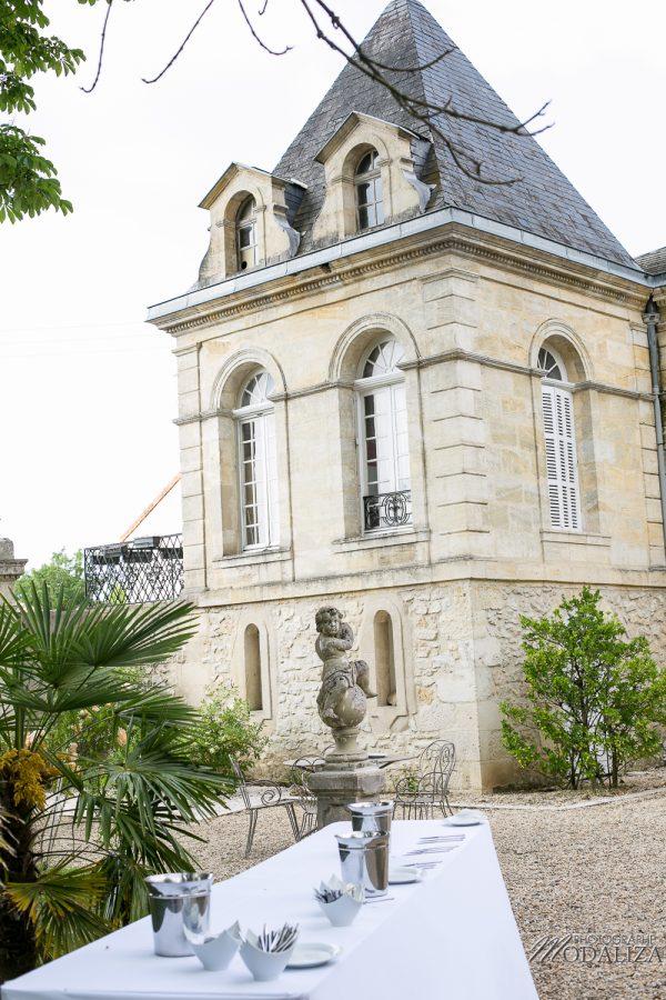 photo mariage reportage wedding day ceremonie laique chartreuse d eyres podensac arche chateau jardin pivoine pink romantic kids boy bordeaux by modaliza photographe-2349