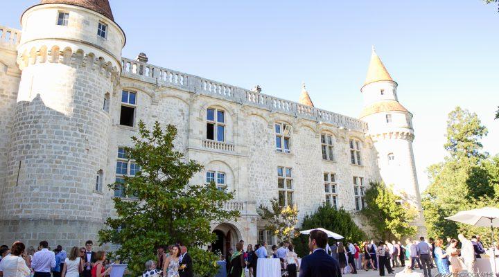Les plus beaux lieux de reception, chateaux, salles mariage gironde