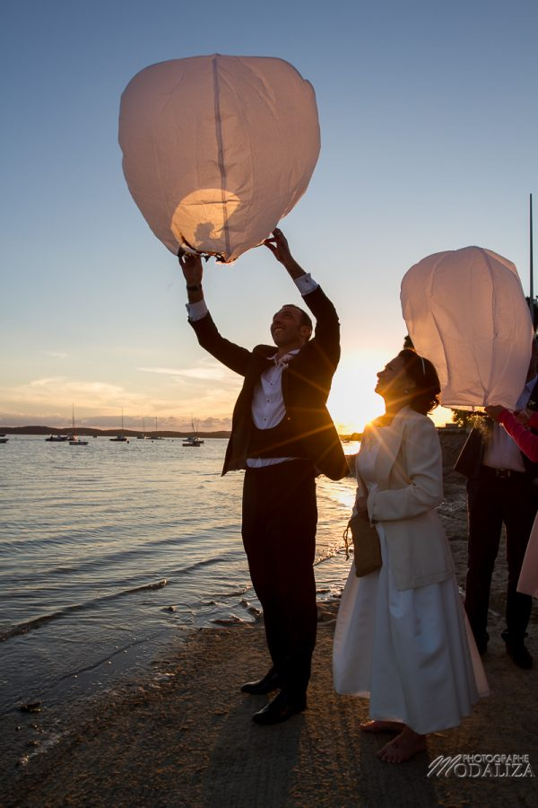 photo reportage mariage wedding beach sunset sky lantern lacher lanterne coucher de soleil bassin d arcachon by modaliza photographe-3056