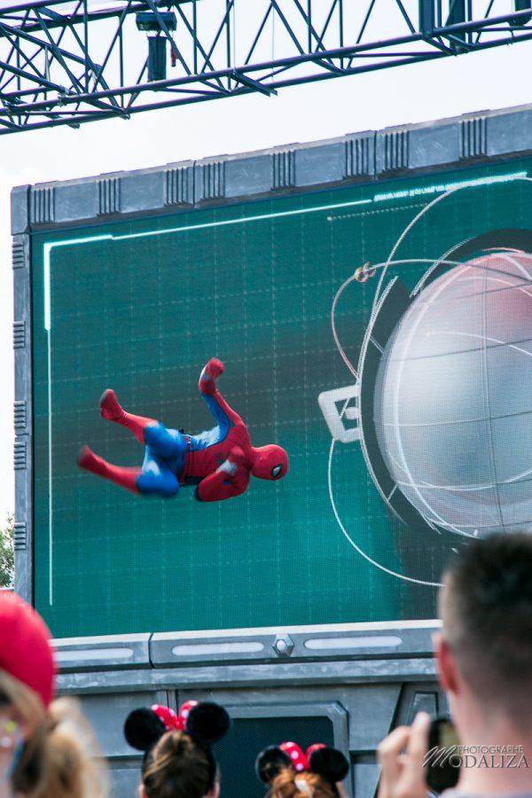 spiderman stark expo saison marvel ete des super hero disneyland paris by modaliza photographe-2190