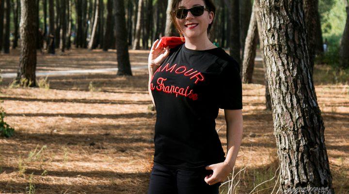 Site mode – Mademoiselle la Bordelaise