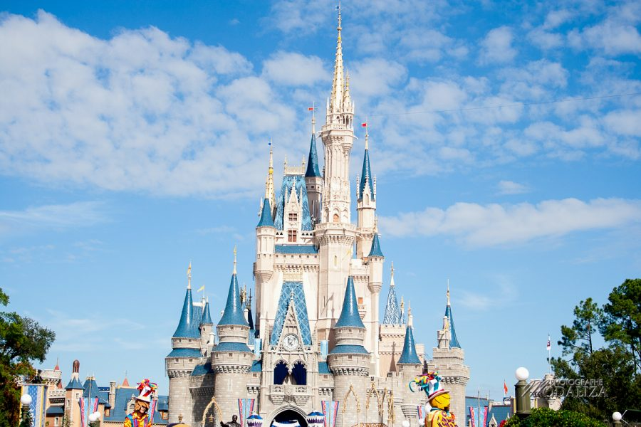 disney world orlando chateau de cendrillon cinderella castle by modaliza blog